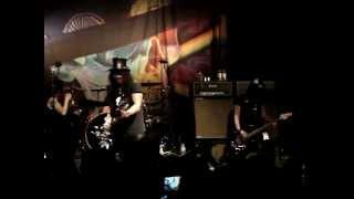Slash - Rocket Queen (Toronto 03.23.2012)