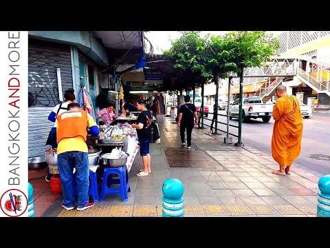 BANGKOK IN THE MORNING  When The City Awaken @ 6 AM