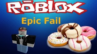 Roblox - France Escape The Bakery Obby / Fail épique