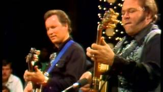 Shuckin The Corn  ,,,,,  Roy Clark and Buck Trent 1977