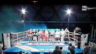 Campionato nazionale di boxe Ostia