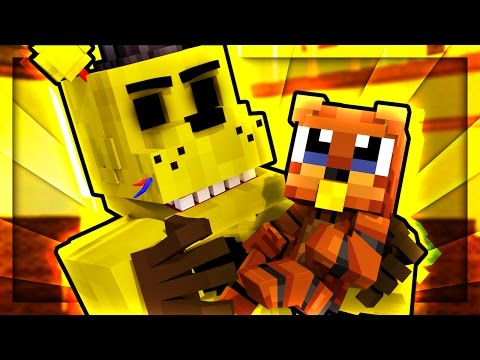 FNAF Who's Your Daddy - GOLDEN FREDDY IS OUR DADDY?! (Minecraft FNAF Roleplay) #2