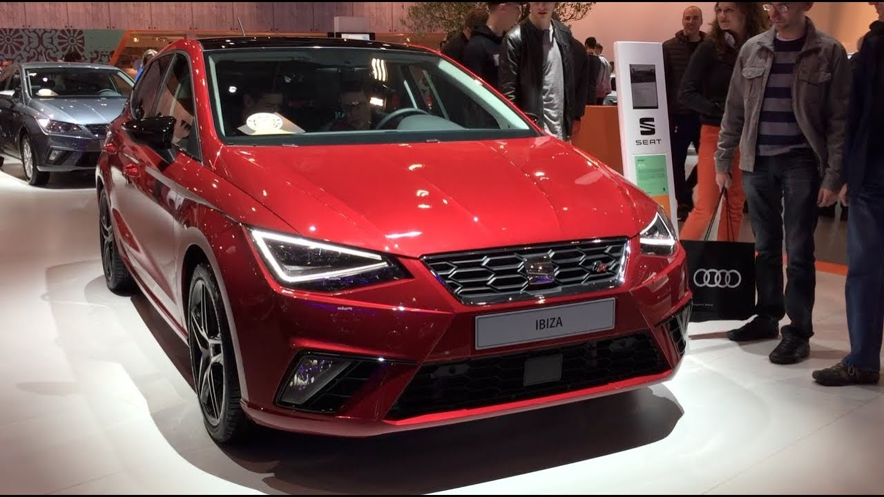 seat ibiza fr 2018 in detail review walkaround interior exterior youtube. Black Bedroom Furniture Sets. Home Design Ideas
