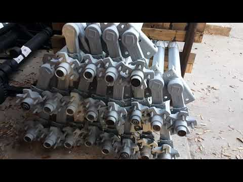 Dexter Torsion Axles At Trailer Parts Unlimited