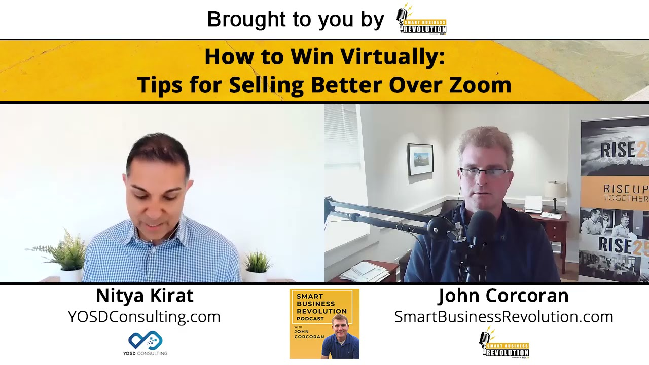 How to Win Virtually: Smart Business Revolution Podcast