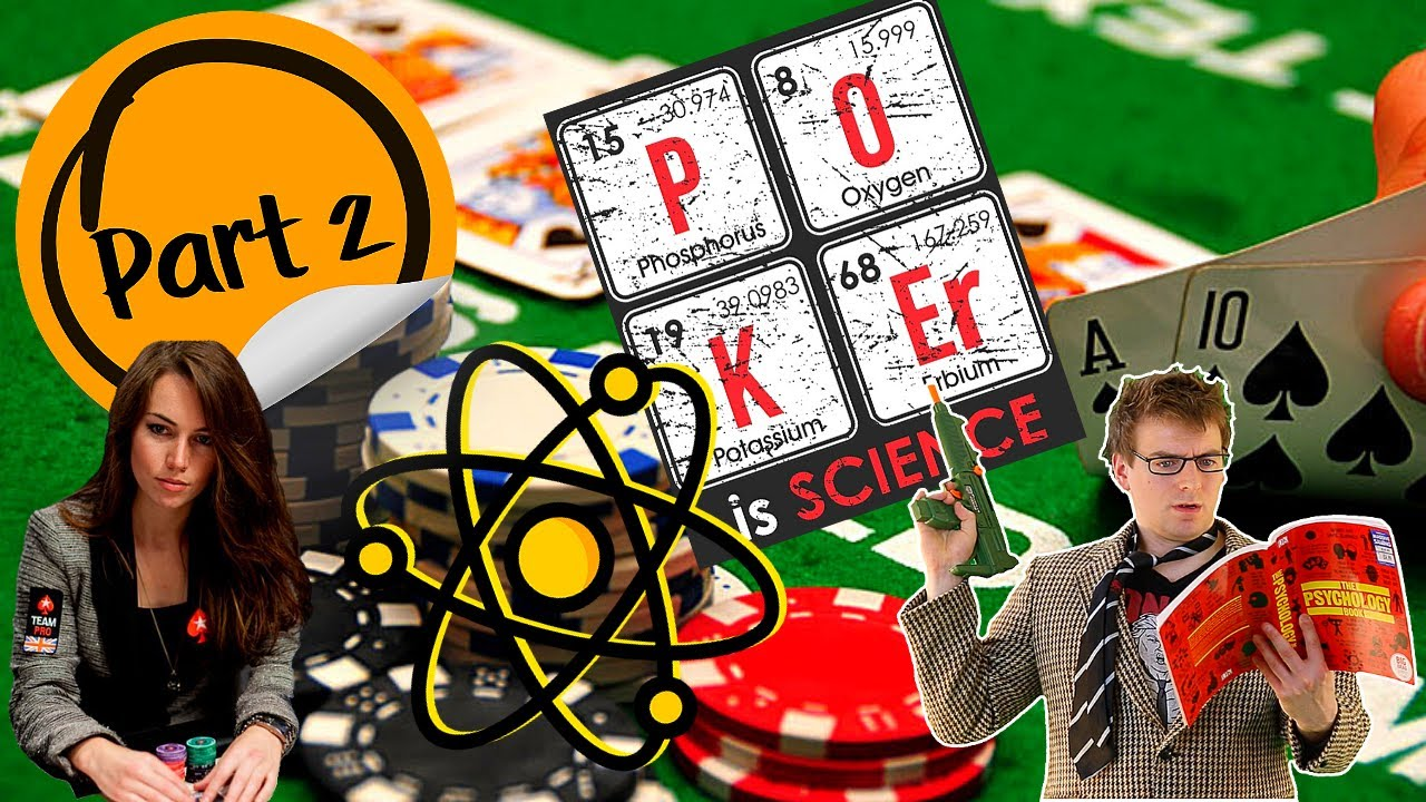 Can playing poker make you a better scientist? w Liv Boeree (Part 2/2)