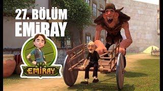 Emiray - Bölüm 27 - Kilitli Kapı - TRT Çocuk Dizi Film