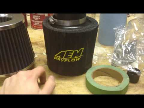 Dry flow Air Filters Compared to Oil Air Filters