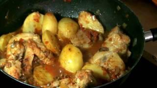 Universum Cooking: West Indies Chicken