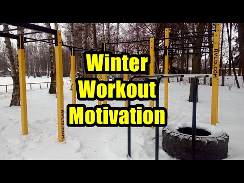 WINTER WORKOUT MOTIVATION