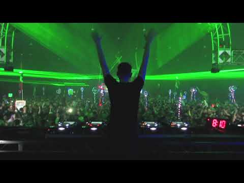 Craig Connelly live from Dreamstate SoCal 2018 HD video set