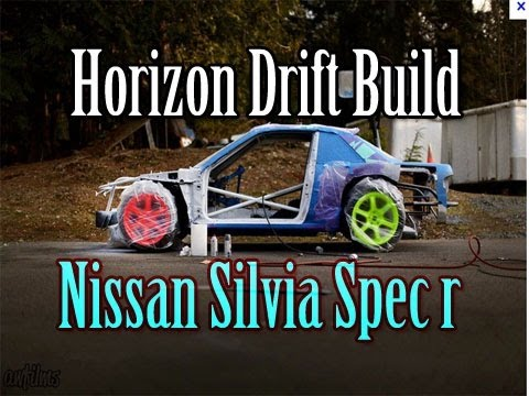 Forza Horizon Live Comm Drift Build Nissan Silvia Spec R Youtube
