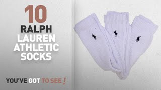 Ralph Lauren Athletic Socks | New & Popular 2017