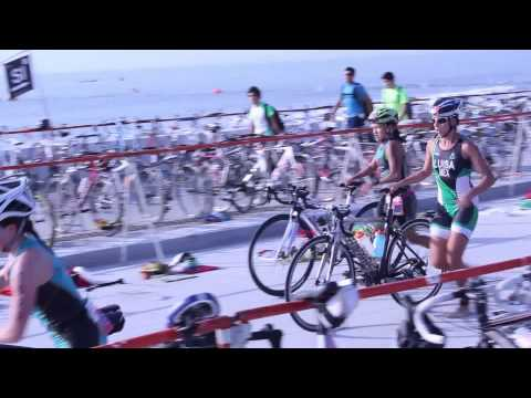 Trimas en Triatlón Sports World Veracruz 2015