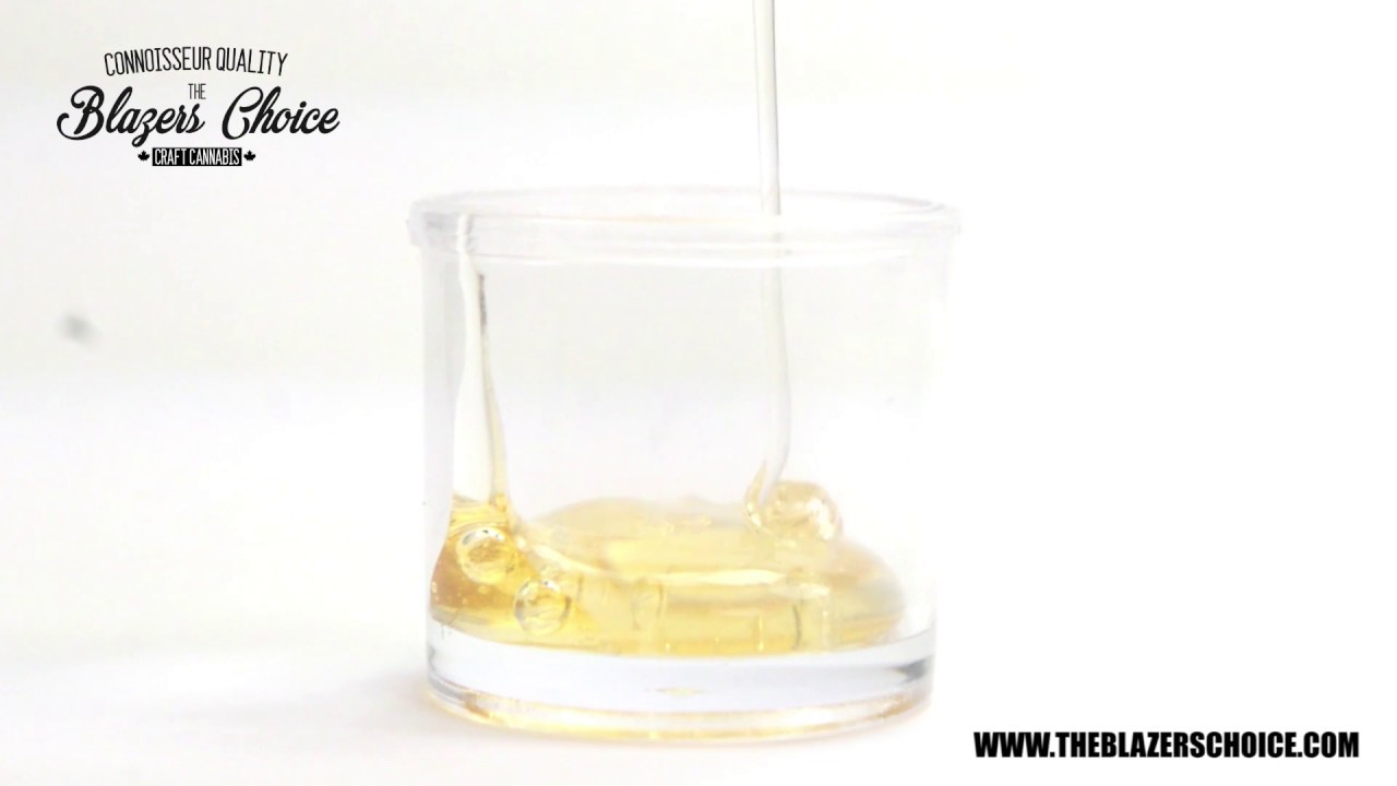 WHAT IS THC DISTILLATE? - Pure Canadian Cannabis Oil - The Strongest Weed Extract Ever!