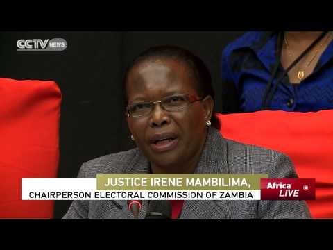 Zambia's Patriotic Front Leader To Be Sworn In Sunday As President