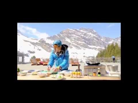 Arjuna Swiss Episode 14 : Gunung Titlis, Swiss