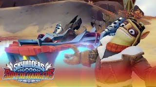 Official Skylanders SuperChargers Under The Hood: Hot Streak