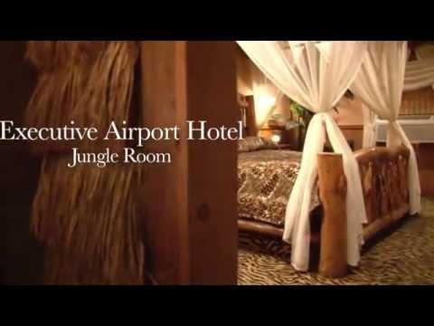 Executive Airport: Jungle Room