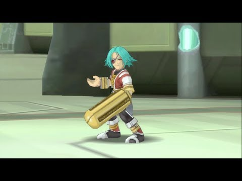 Tales Of Symphonia Chronicles - Part 34: Boss: Forcystus To Ymir Forest