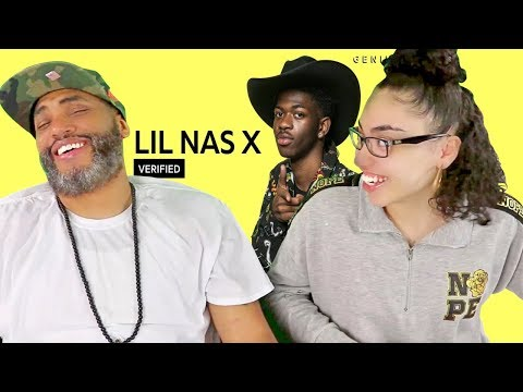 Stichiz - Parents React To Lil Nas X (No That's Not Nas's Son)