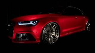 NEW - Audi RS6 performance sedan - 2018 presentation
