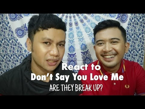 Fifth Harmony - Don't Say You Love Me [REACTION] Are They Really Break up?