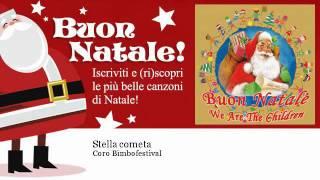 Coro Bimbofestival - Stella cometa - Natale