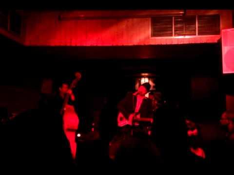 Live music in a Camden pub - London