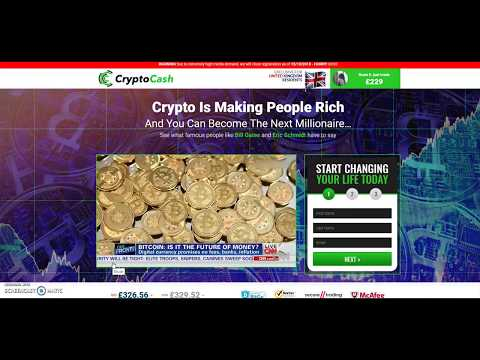 Crypto Cash Review, Crypto Cash SCAM Exposed! (PROOF)