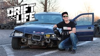 Drift Life #35 - I crashed the BMW vol.2, Formula Gruz