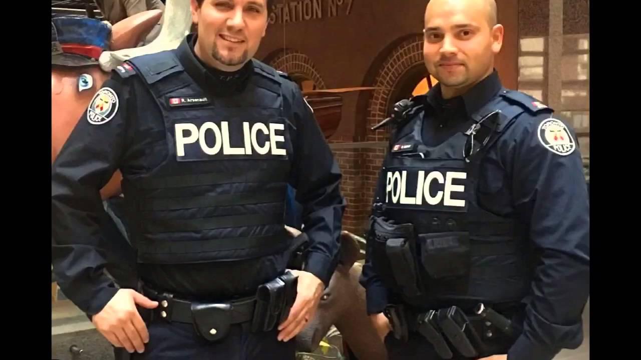Toronto Police One Call Away Youtube