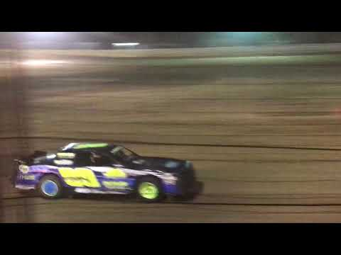 Charleston Speedway UMP Factory Stock Heat 1 Sept. 15 2018