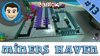 Roblox Miners Haven: Ep 13 : Taking YOUR Advice!