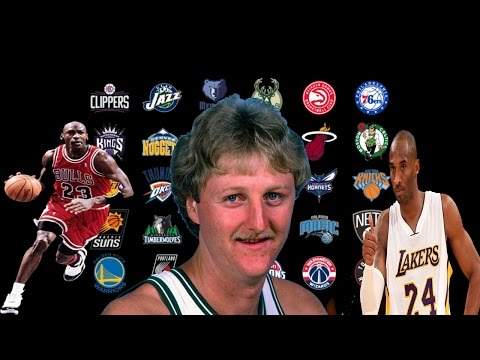 WHAT NBA TEAM HAS THE BEST ALL TIME PLAYERS?