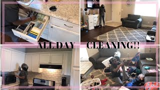 WHOLE HOUSE :: EXTREME CLEAN WITH ME :: TWENTY NINETEEN