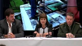 TELAM en vivo - Conferencia de Patricia Bullrich