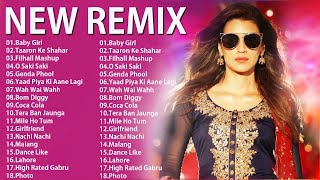 Best Hindi Remix Songs 2020 - Nonstop Dj Party Mix | Latest Bollywood Remix Songs 2020