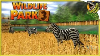 ¡PREPARATIVOS Y APERTURA DEL ZOO! | Wildlife Park 3 | #1 | Gameplay Español