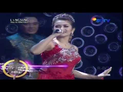 FITRI CARLINA [ABG Tua] Live At SCTV Music Awards 2014 (17-04-2014) Courtesy SCTV