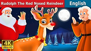 Rudolph | The Red Nosed Reindeer Story | English Fairy Tales