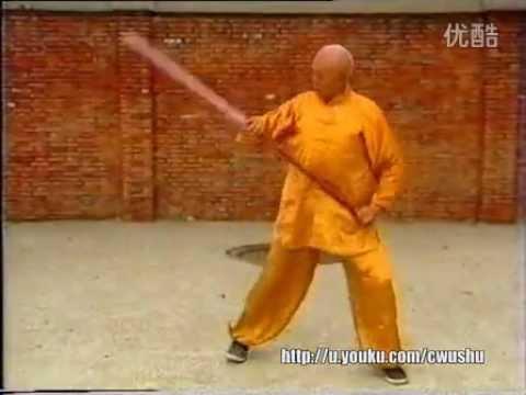Weapons Master Xu Shoukang of Jiangsu