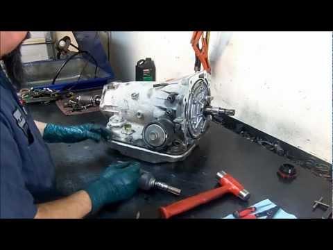 AstroSafari com • 4L60E transmission rebuild DIY (on a budget)
