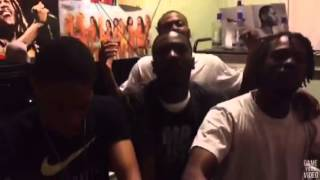 CASHTALK LEEM, RELLY RELL, N HITMAN REE (TINC) - HATIN ON US