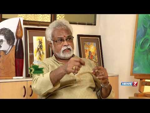 Paesum Thalaimai - Eminent Artist and Illustrator Maniam Selvam Gets Nostalgic | 12-05-2015