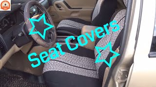 Jeep Seat Covers - Coverking