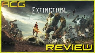 """Extinction Review """"Buy, Wait For Sale, Rent, Never Touch?"""""""