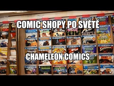 Comic Shopy - New York - Chameleon Comics