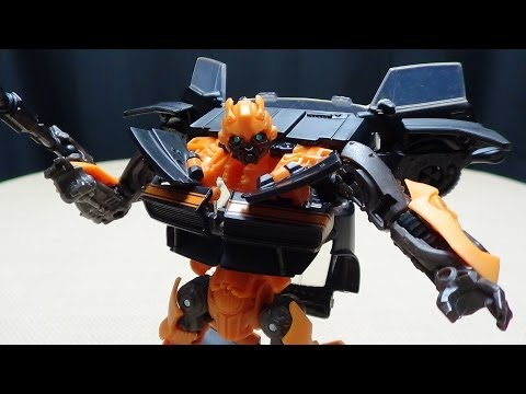 Age of Extinction Deluxe HIGH OCTANE BUMBLEBEE: EmGo's Transformers Reviews N' Stuff