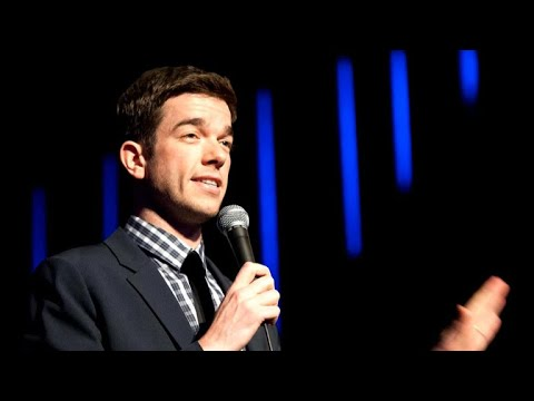 John Mulaney on his start in comedy and unlikely Broadway success